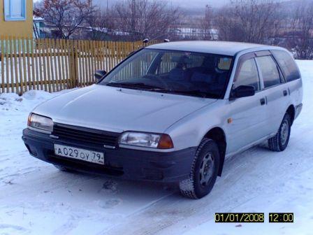Nissan Avenir 1998 - отзыв владельца