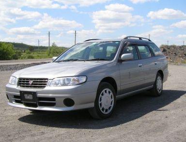 Nissan Avenir Salut 1998 отзыв автора | Дата публикации 28.04.2006.