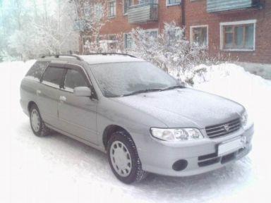 Nissan Avenir Salut, 1999