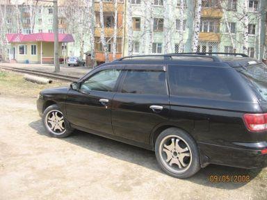 Nissan Avenir Salut 1999 отзыв автора | Дата публикации 18.09.2008.