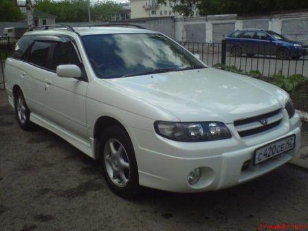Nissan Avenir Salut 2001 - отзыв владельца