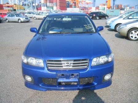 Nissan Avenir Salut 2004 - отзыв владельца