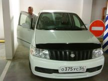 Nissan Bassara 2000 отзыв автора | Дата публикации 20.01.2010.