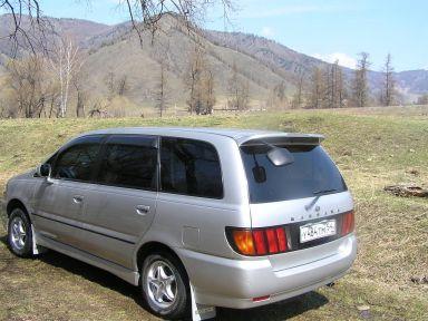 Nissan Bassara 2001 отзыв автора | Дата публикации 03.04.2010.