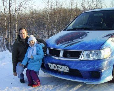 Nissan Bassara 2001 отзыв автора | Дата публикации 04.04.2010.
