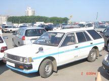 Nissan Bluebird, 1982