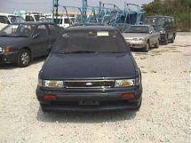 Nissan Bluebird, 1991