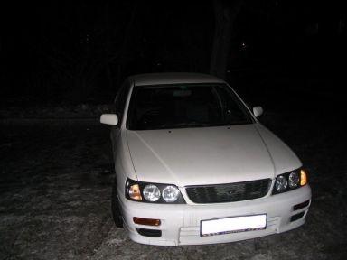 Nissan Bluebird, 2000