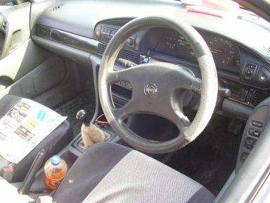 Nissan Bluebird 1993 отзыв автора | Дата публикации 31.03.2009.