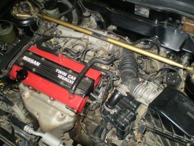 Nissan Bluebird, 1989