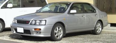 Nissan Bluebird 1996 отзыв автора | Дата публикации 18.06.2010.
