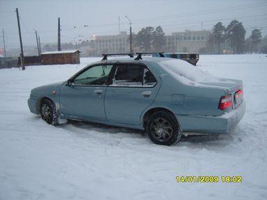 Nissan Bluebird 2000 отзыв автора   Дата публикации 16.12.2010.