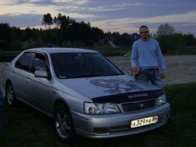 Nissan Bluebird 1998 отзыв автора | Дата публикации 25.01.2011.