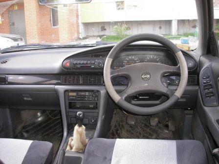 Nissan Bluebird 1993 - отзыв владельца