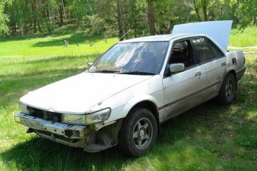 Nissan Bluebird 1989 - отзыв владельца