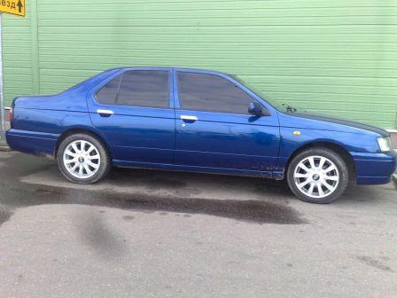 Nissan Bluebird 1996 - отзыв владельца