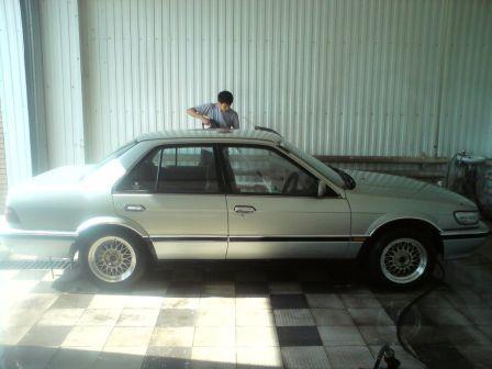 Nissan Bluebird 1987 - отзыв владельца