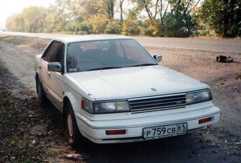 Nissan Bluebird Maxima 1986 - отзыв владельца