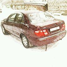 Nissan Bluebird Sylphy 2001 отзыв владельца | Дата публикации: 20.12.2012