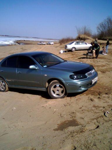 Nissan Bluebird Sylphy, 2001
