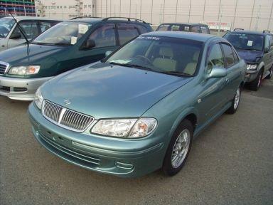 Nissan Bluebird Sylphy, 2000