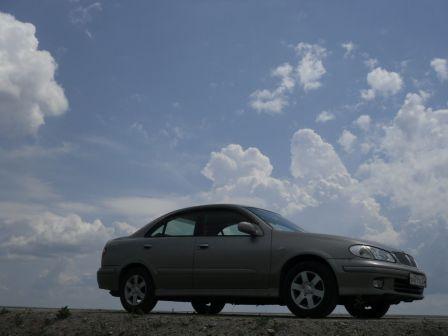 Nissan Bluebird Sylphy 2001 - отзыв владельца