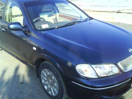 Nissan Bluebird Sylphy 2002 - отзыв владельца