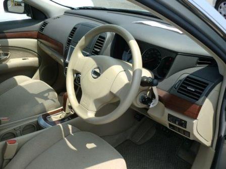 Nissan Bluebird Sylphy 2007 - отзыв владельца