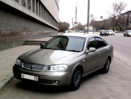 Nissan Bluebird Sylphy 2004 - отзыв владельца