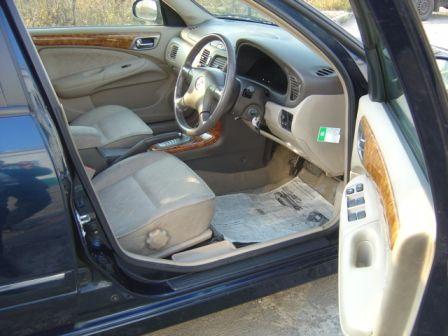 Nissan Bluebird Sylphy 2000 - отзыв владельца