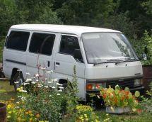 Nissan Caravan, 1989