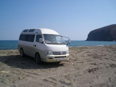 Nissan Caravan 2001 отзыв автора | Дата публикации 08.04.2014.