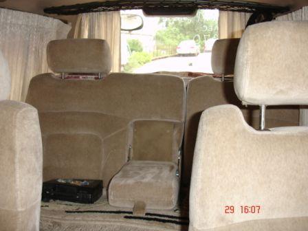 Nissan Caravan 1996 - отзыв владельца