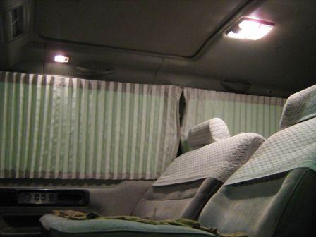 Nissan Caravan 1994 - отзыв владельца