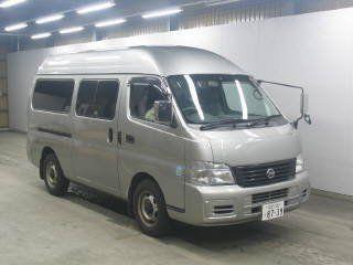 Nissan Caravan 2003 - отзыв владельца