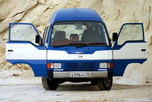 Nissan Caravan 1987 - отзыв владельца