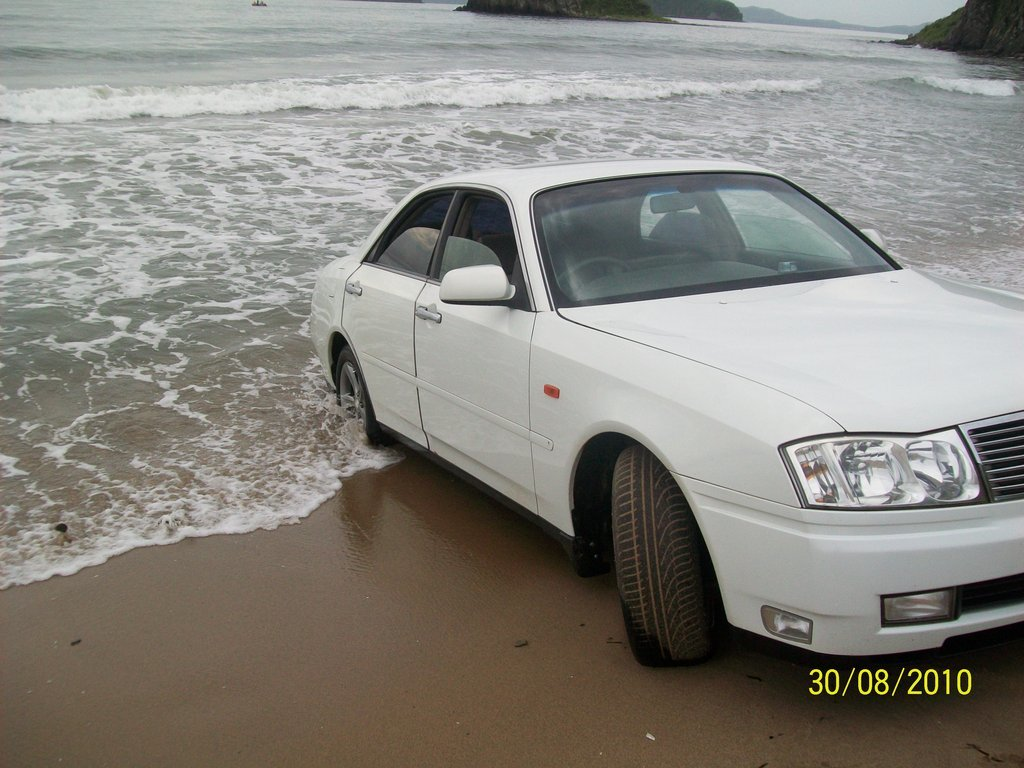 nissan cedric lx300 s package