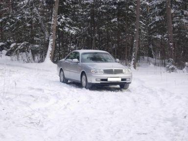 Nissan Cedric 2000 отзыв автора | Дата публикации 29.06.2006.