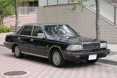Nissan Cedric, 1987