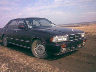 Nissan Cedric 1991 отзыв автора | Дата публикации 30.01.2009.