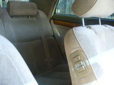 Nissan Cedric 2003 отзыв автора | Дата публикации 09.04.2009.