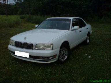 Nissan Cedric 1997 отзыв автора | Дата публикации 04.05.2009.