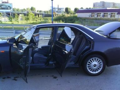 Nissan Cedric 2000 отзыв автора | Дата публикации 09.05.2009.