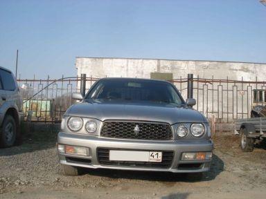 Nissan Cedric 1997 отзыв автора | Дата публикации 07.11.2009.