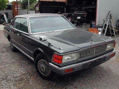 Nissan Cedric, 1982