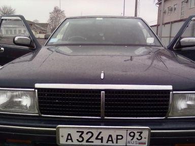 Nissan Cedric, 1989