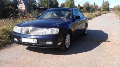 Nissan Cedric 2002 отзыв автора | Дата публикации 20.09.2012.