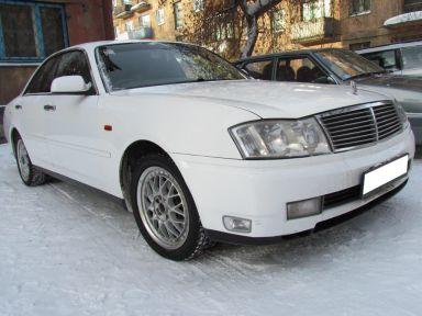 Nissan Cedric, 2001
