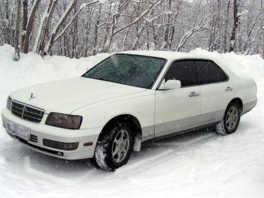 Nissan Cedric 1997 отзыв автора | Дата публикации 21.01.2006.