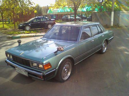 Nissan Cedric 1979 - отзыв владельца